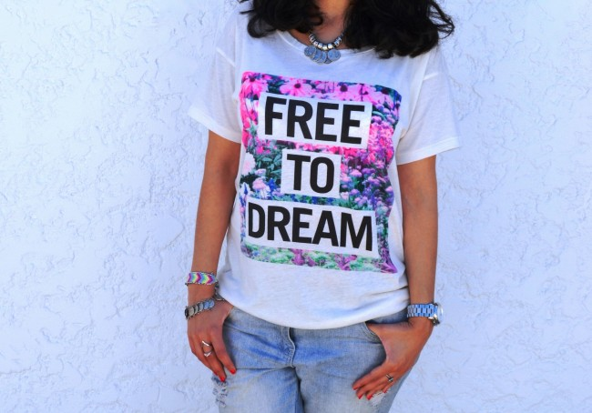 Free to dream 1